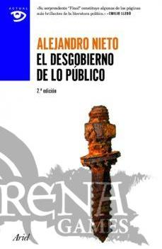 DESGOBIERNO DE LO PUBLICO,EL - Ariel