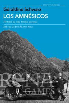 LOS AMNESICOS - Tusquets