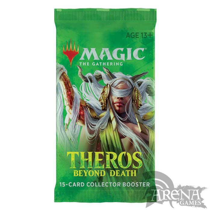 MAGIC - THEROS MAS ALLA DE LA MUERTE SOBRE COLECCIONISTA (INGLES)