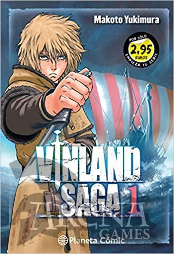 VINLAND SAGA Especial #01 - Planeta Comic