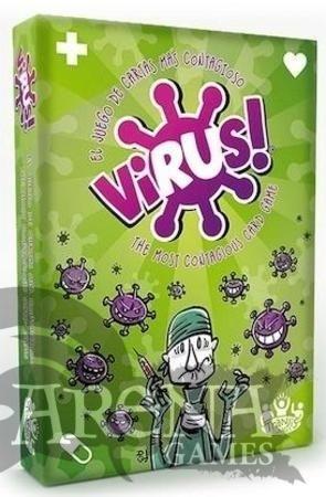 Virus! - Juegos de Mesa – Tranjis Games