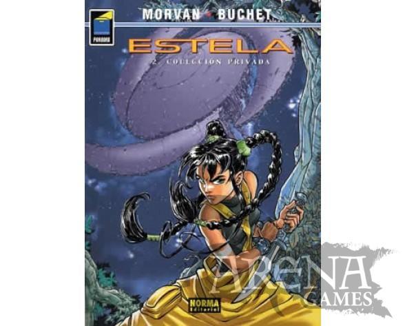 ESTELA #02 COLECCION PRIVADA - Norma