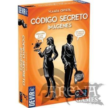 Código Secreto Imágenes – Juegos de Mesa – Devir