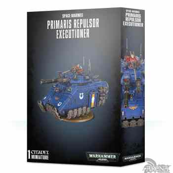 Space Marines Primaris Repulsor Executioner | 48-55
