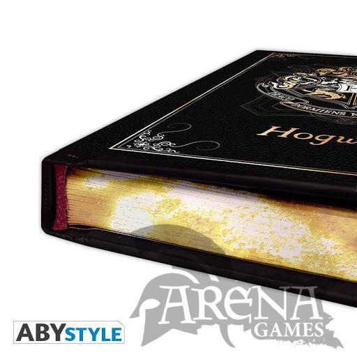LIBRO DE NOTAS A5 – Harry Potter – Hogwarts