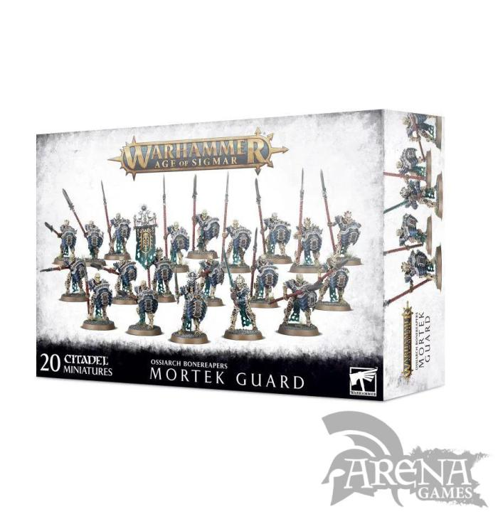 Ossiarch Bonereapers – Mortek Guard | 94-25