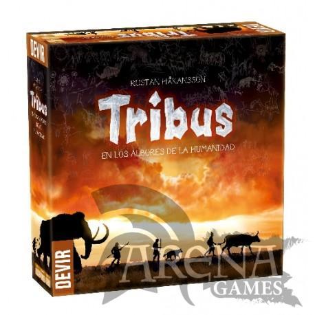 Tribus – Juegos de Mesa – Devir