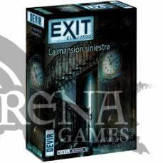 Exit: La Mansión Siniestra – Juegos de Mesa – Devir