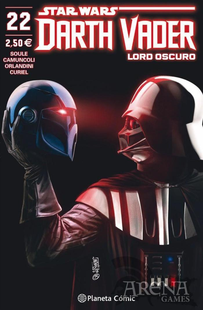 Star Wars - Darth Vader Lord Oscuro #22 - Planeta Comic