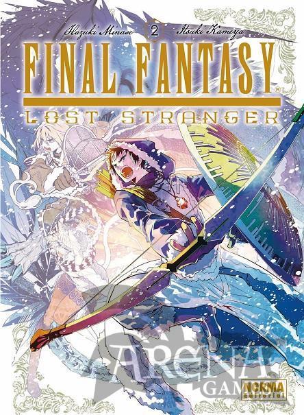 FINAL FANTASY LOST STRANGER #02 - Norma