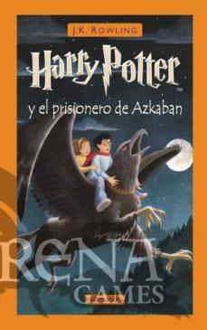HARRY POTTER III EL PRISIONERO AZKABAN (Tapa dura) – Salamandra