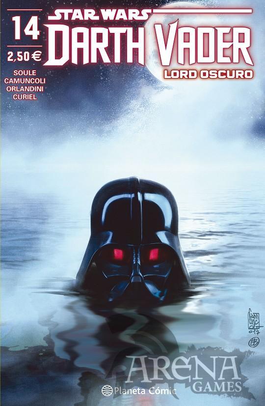 Star Wars - Darth Vader Lord Oscuro #14 - Planeta Comic