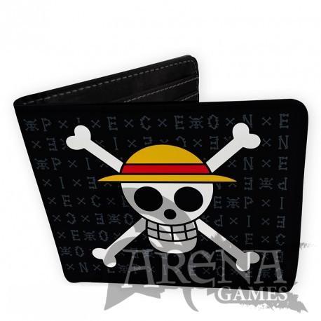 One Piece - Cartera – Skull Luffy – Vinilo