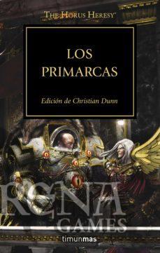 Herejía de Horus 20 - Los Primarcas - Minotauro