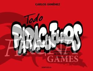 TODO PARACUELLOS ALBUMES 1-6 EDICION CONMEMORATIVA 40º ANIV - Debolsillo