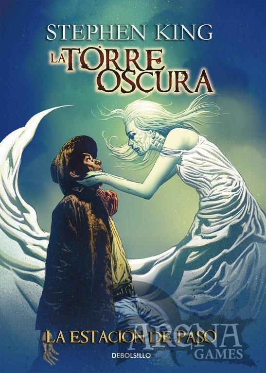 LA TORRE OSCURA #09 LA ESTACION DE PASO- Debolsillo