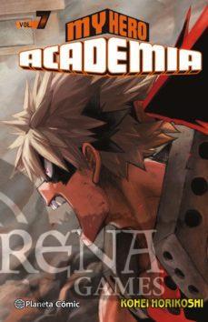 MY HERO ACADEMIA #07 - Planeta Comic