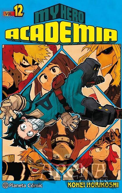 MY HERO ACADEMIA #12 - Planeta Comic