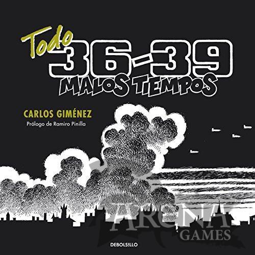 TODO 36-39 MALOS TIEMPOS - Debolsillo