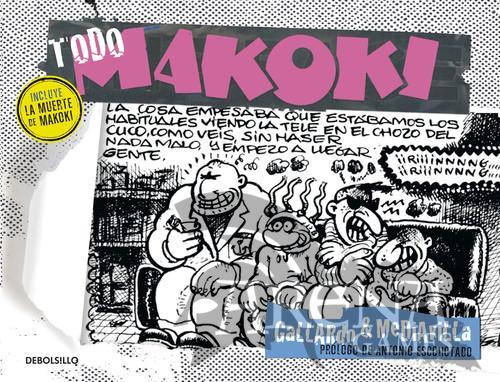 TODO MAKOKI - Debolsillo