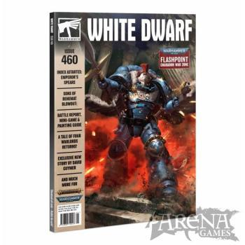 White Dwarf #460 (Inglés)