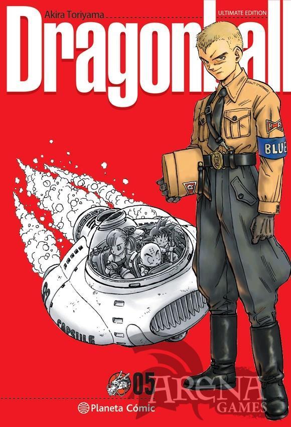Dragon Ball #05 - Planeta Comic