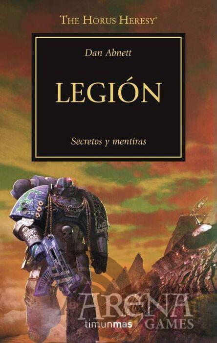 Herejía de Horus 7 - Legión - Minotauro