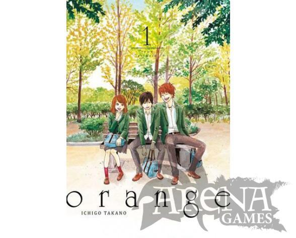 ORANGE #01 - Tomodomo