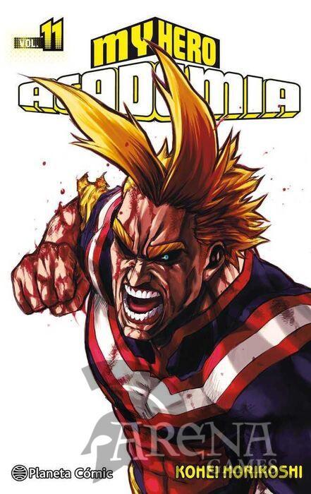 MY HERO ACADEMIA #11 - Planeta Comic