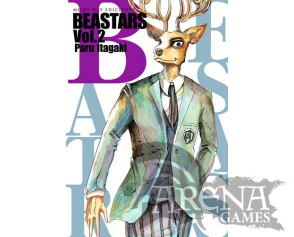 Beastars #02 - MILKY WAY