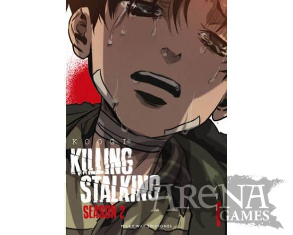 KILLING STALKING SEASON 2 #01 - MILKY WAY