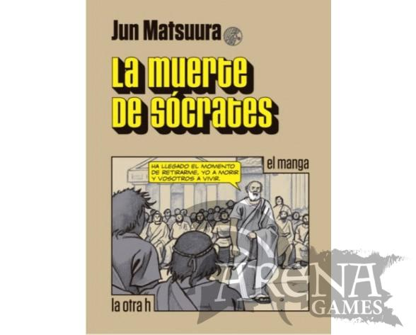 LA MUERTE DE SOCRATES (Manga) - La otra h