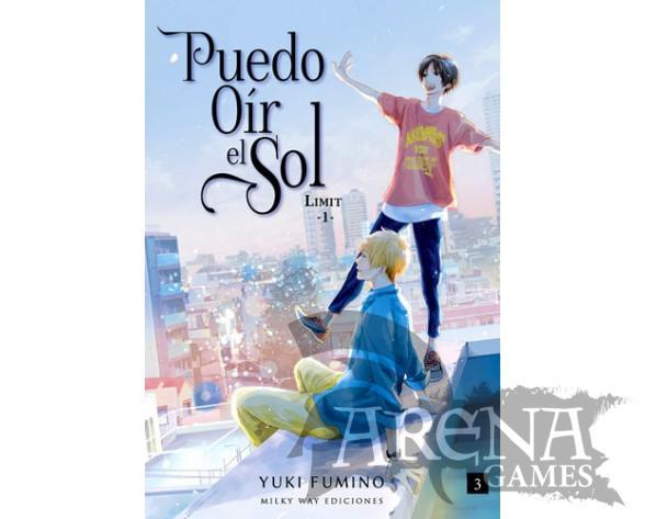PUEDO OIR EL SOL #03 - MILKY WAY