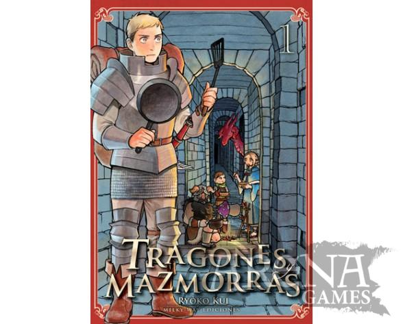 TRAGONES Y MAZMORRAS #01 - MILKY WAY