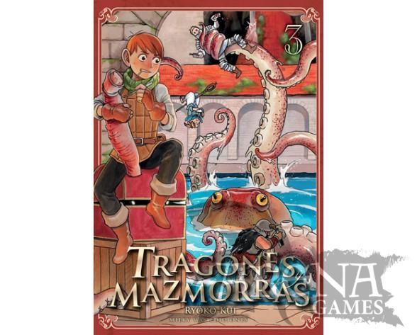 TRAGONES Y MAZMORRAS #03 - MILKY WAY