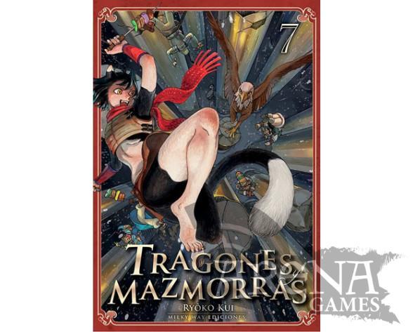 TRAGONES Y MAZMORRAS #07 - MILKY WAY