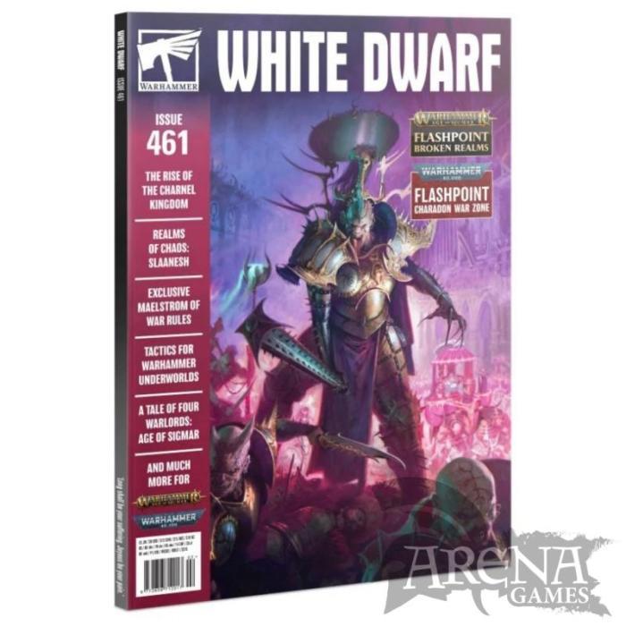 White Dwarf #461 (Inglés)