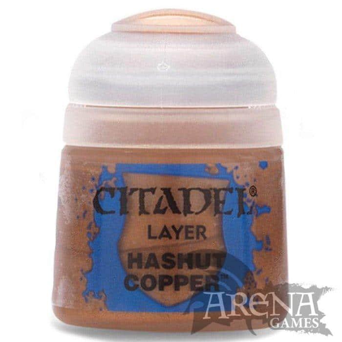 Citadel – Layer – Hashut Copper 12ml   22-63