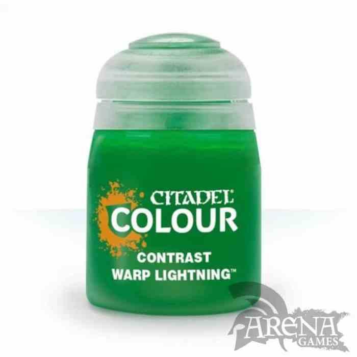 Citadel – Contrast – Warp Lightning 18ml   29-40