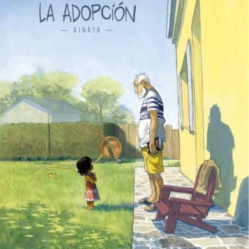 LA ADOPCION #01 - QINAYA - Saludarte Ediciones