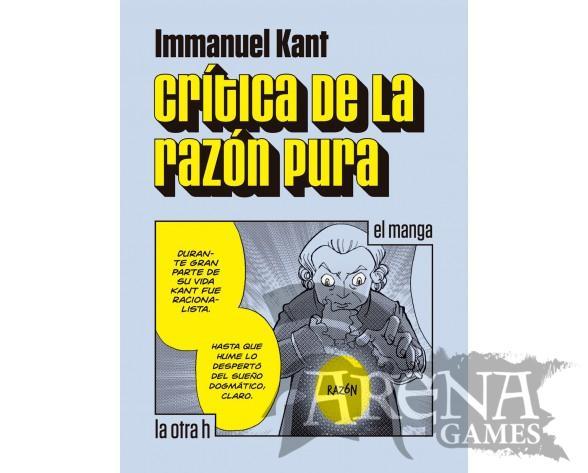 CRITICA DE LA RAZON PURA (Manga) - La otra h