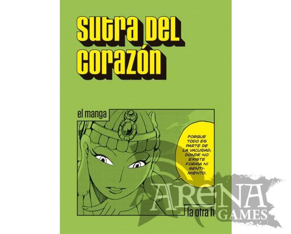 SUTRA DEL CORAZON (Manga) - La otra h