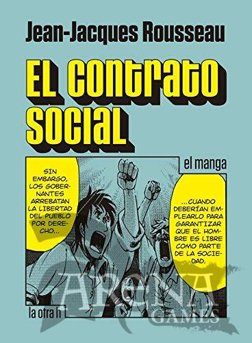 EL CONTRATO SOCIAL (Manga) - La otra h
