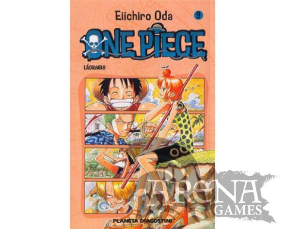 One Piece #09 - Planeta Comic