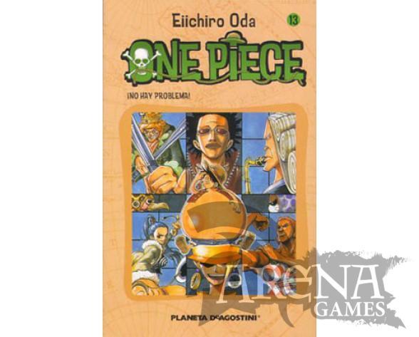 One Piece #13 - Planeta Comic