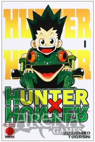 HUNTER X HUNTER #01 - PANINI MANGA