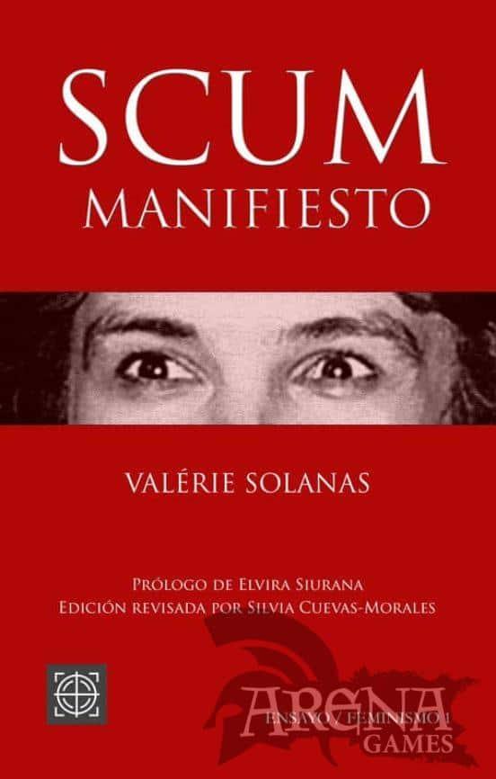 MANIFIESTO SCUM - Lastura Editorial