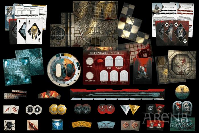 Warhammer Quest: Ciudad Maldita (Castellano) | WQ-05