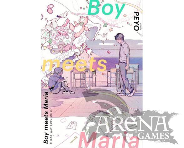 BOY MEETS MARIA - MILKY WAY