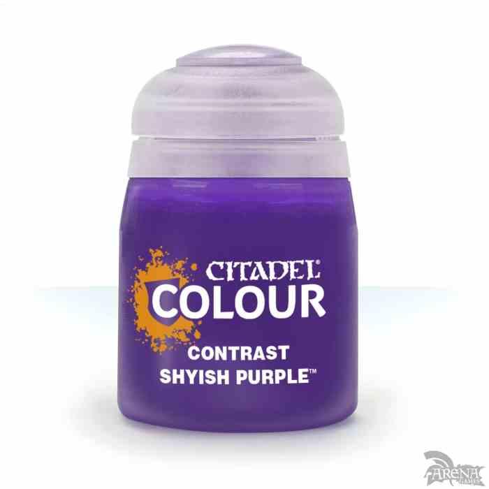 Citadel – Contrast – Shyish Purple 18ml   29-15